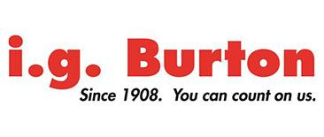 IG Burton logo