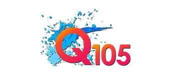 Q 105 logo