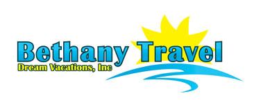 Bethany travel logo